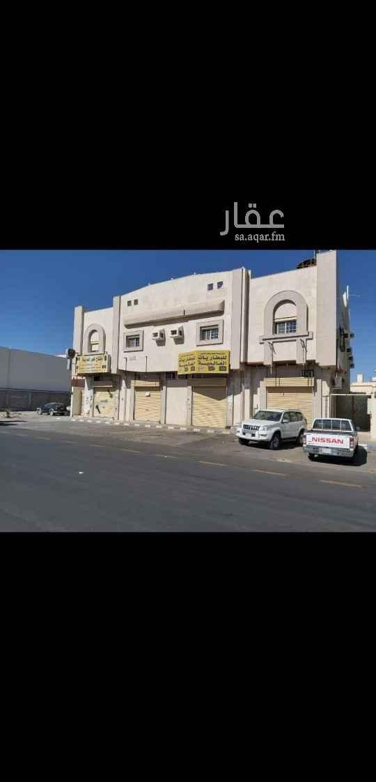 مكتب تجاري للإيجار في شارع سليم بن عمرو ، حي العزيزية ، المدينة المنورة ، المدينة المنورة