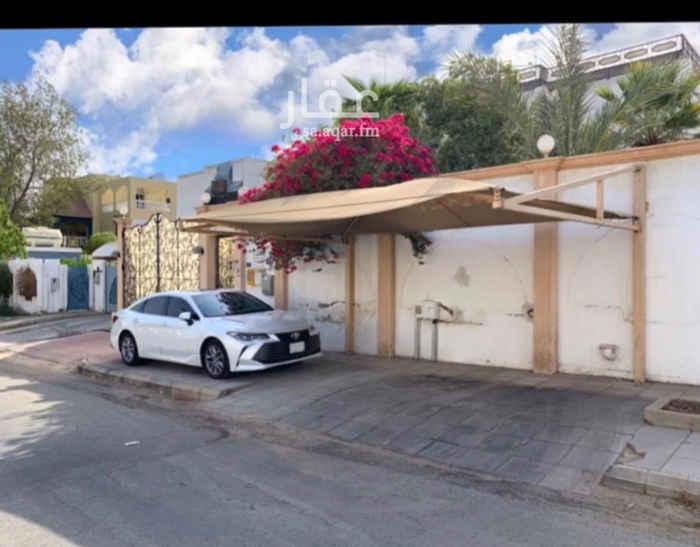 فيلا للبيع في شارع ابراهيم بن مخلد ، حي الامير فواز الجنوبى ، جدة ، جدة