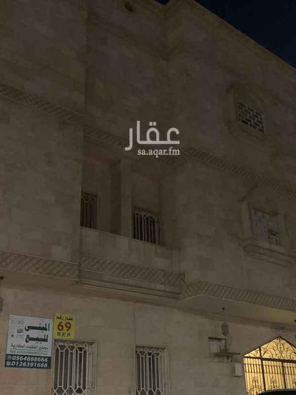 عمارة للبيع في شارع الحسين بن همام ، حي الربوة ، جدة ، جدة