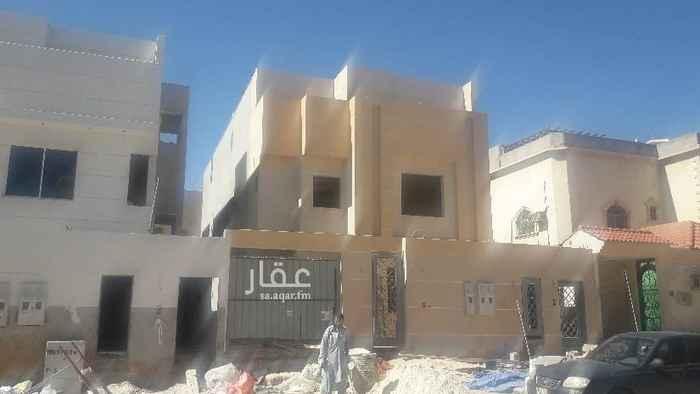 فيلا للبيع في شارع قطن بن ربيعة ، حي العقيق ، الرياض