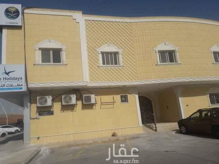 عمارة للإيجار في شارع ابي بكر الصديق ، حي الواحة ، الرياض ، الرياض