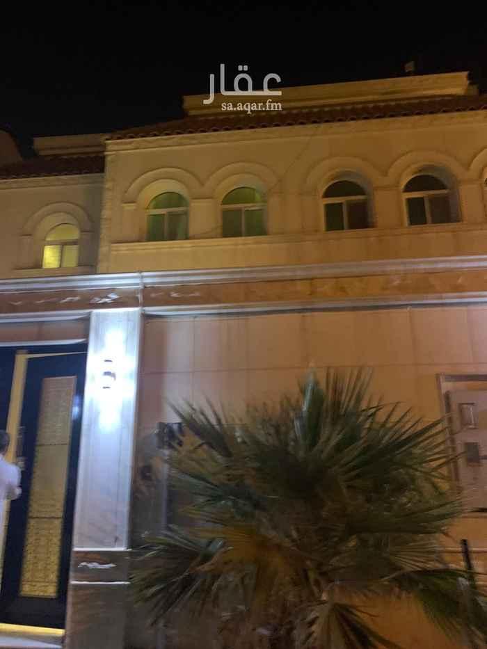 فيلا للإيجار في شارع الفتح ، حي العقيق ، الرياض ، الرياض