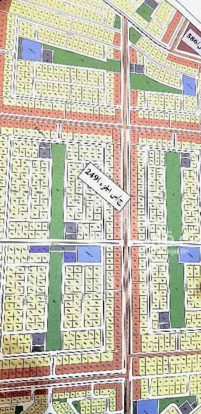 أرض للبيع في شارع وهب بن خويلد ، حي طيبة ، جدة ، جدة