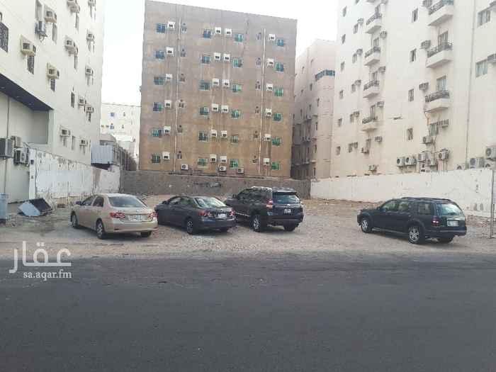 أرض للإيجار في شارع حلمي كتبي ، حي الزهراء ، جدة ، جدة