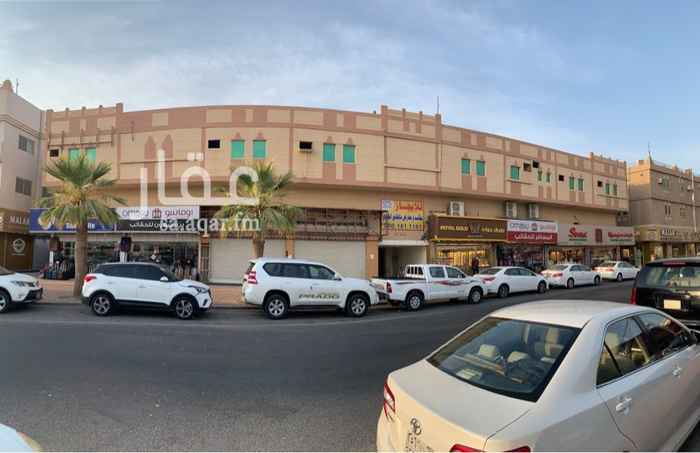 مكتب تجاري للإيجار في شارع الامير سعود بن جلوي ، حي الدواسر ، الدمام ، الدمام