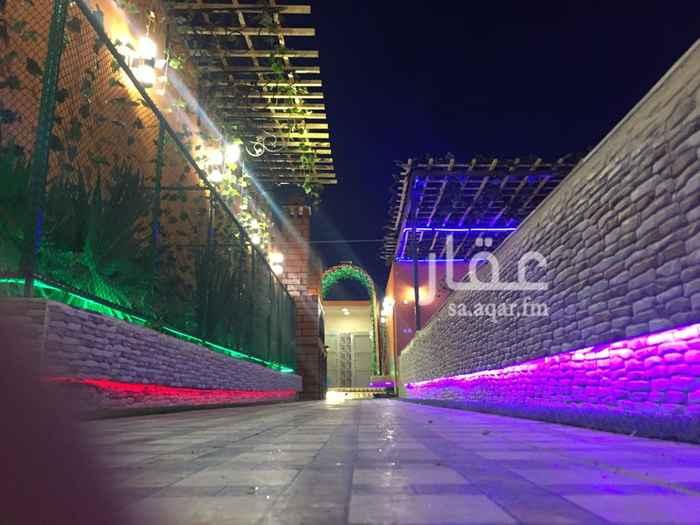 استراحة للإيجار في المهدية, الرياض