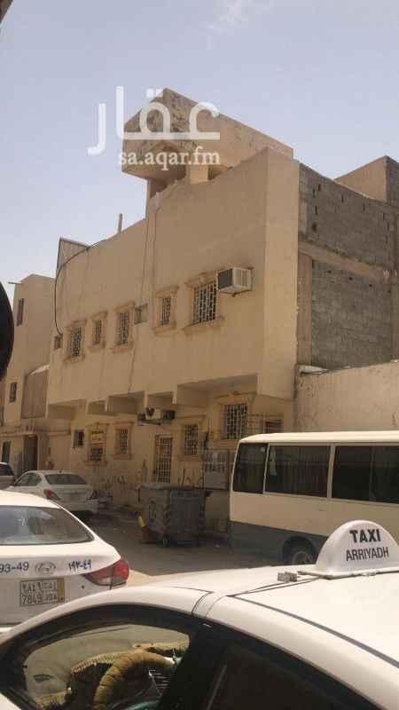 عمارة للبيع في شارع ال فريان ، حي منفوحة ، الرياض