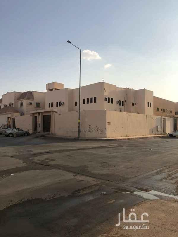 شقة للإيجار في شارع الشرائح ، حي عرقة ، الرياض