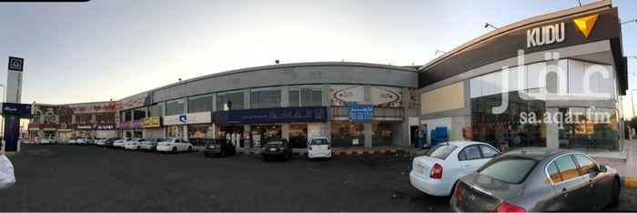محل للإيجار في طريق الجامعات الفرعي ، حي الدفاع ، المدينة المنورة