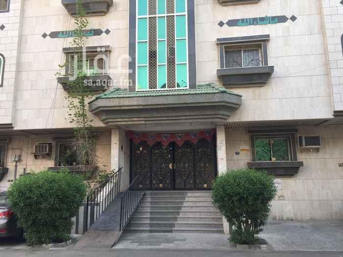 شقة للبيع في شارع الاصمعي ، حي العزيزية ، جدة ، جدة