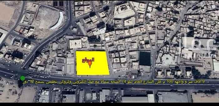 أرض للبيع في طريق مكة القديم ، حي ام السلم ، جدة