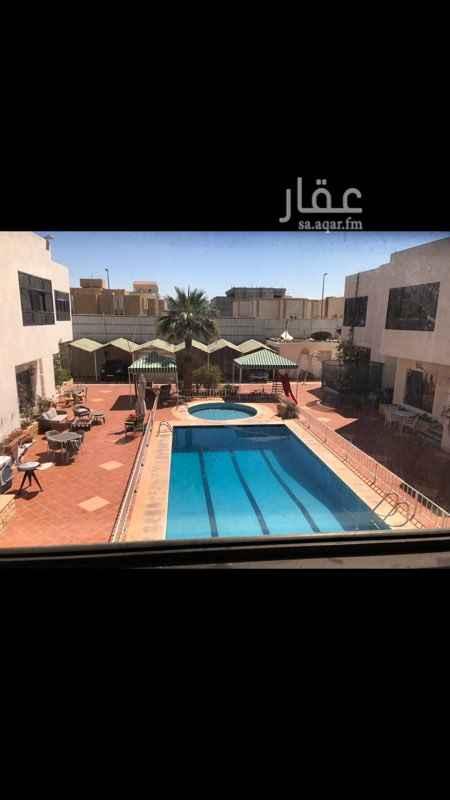 فيلا للإيجار في شارع ابي المظفرالربعي ، حي الروضة ، الرياض