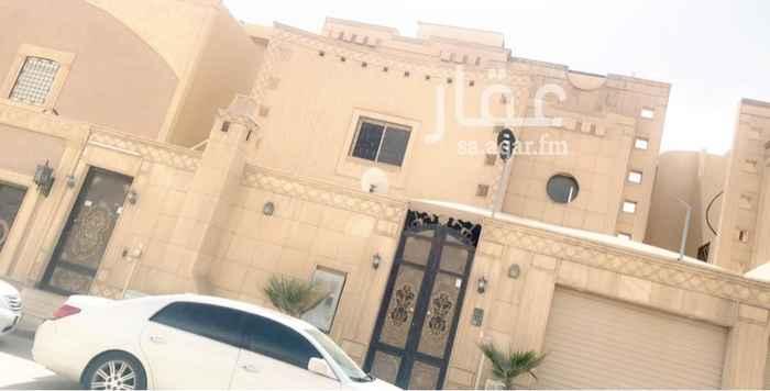 فيلا للبيع في شارع المجمعة ، حي الحزم ، الرياض ، الرياض