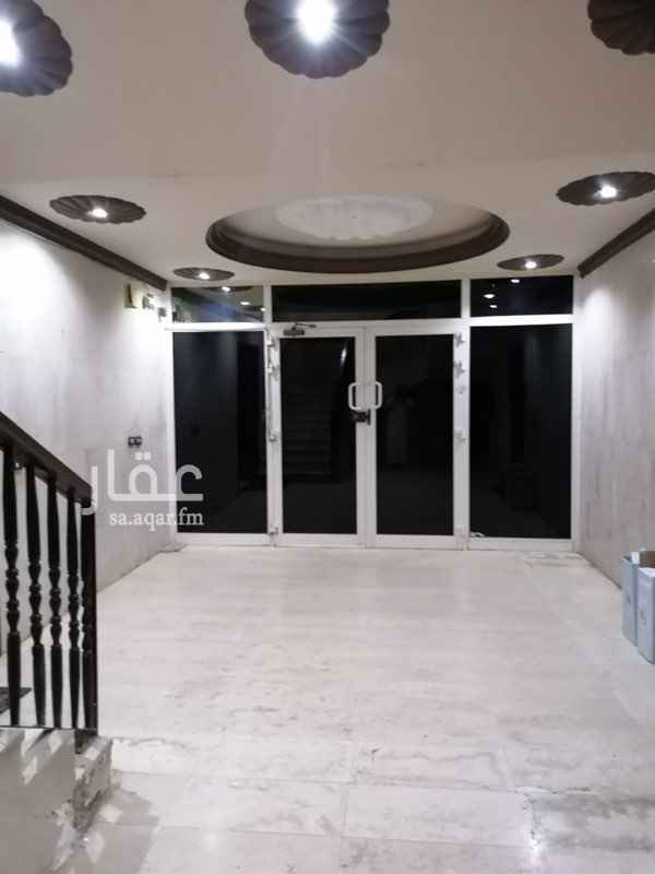 شقة للإيجار في شارع محمد بن الشافعي ، حي الزهراء ، جدة