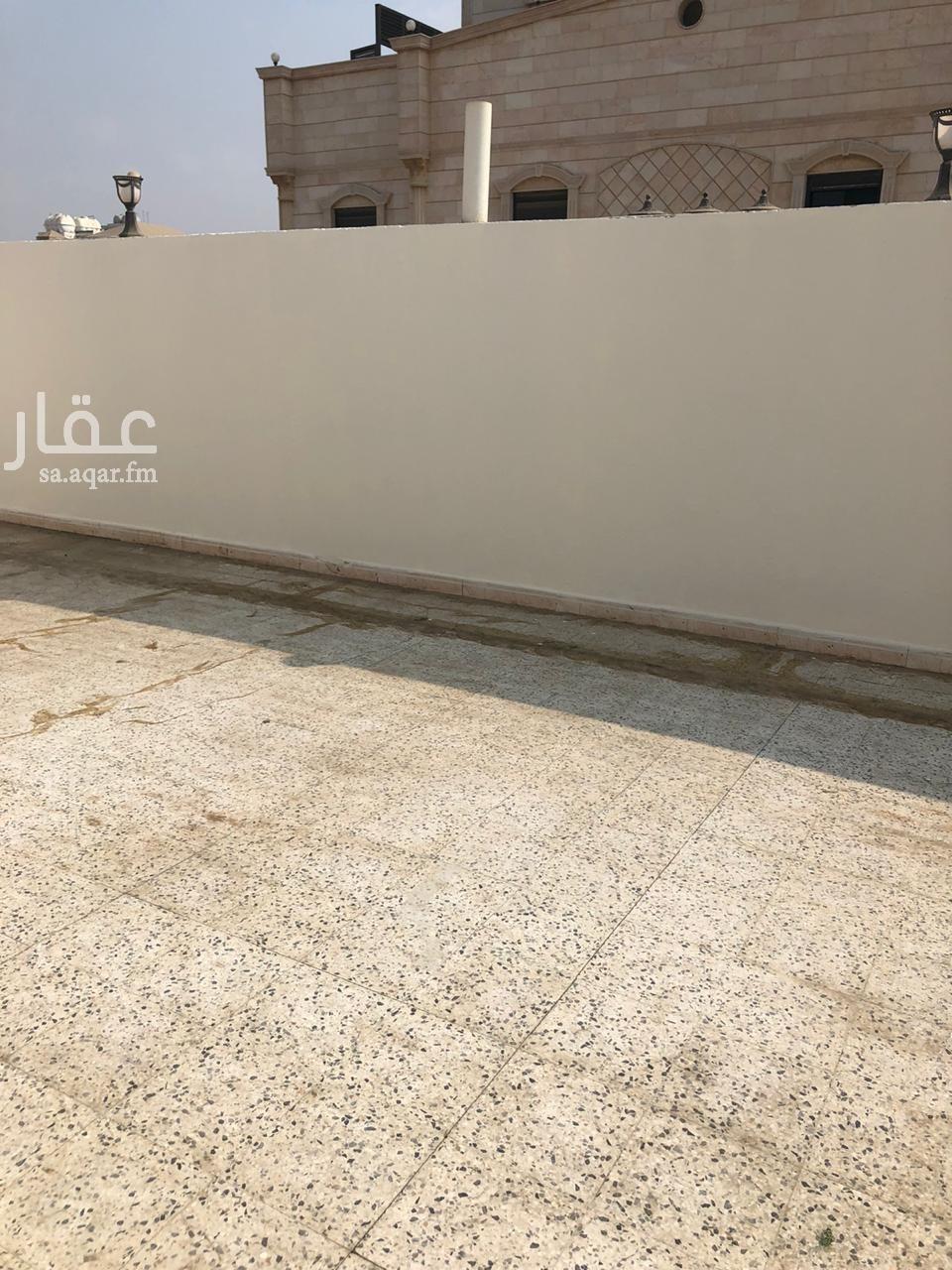 شقة للإيجار في شارع محمود بري ، حي الروضة ، جدة