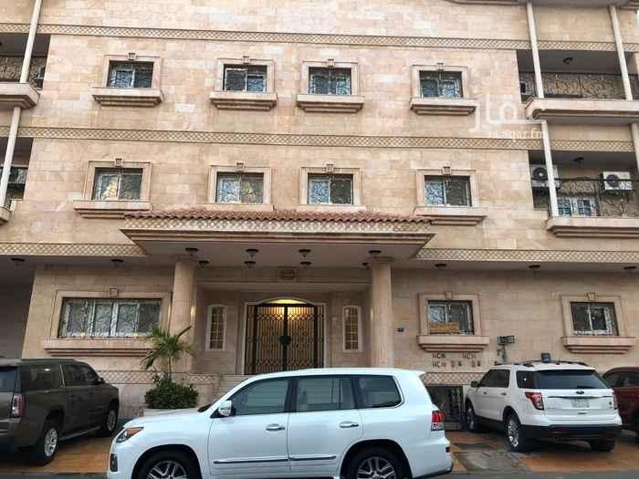 شقة للإيجار في شارع عبدالسلام القادرى ، حي الروضة ، جدة