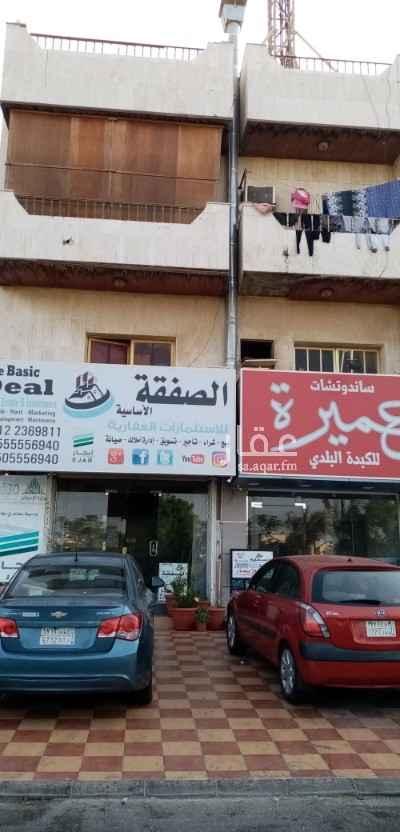 شقة للإيجار في شارع سليمان الحلبي ، حي السلامة ، جدة