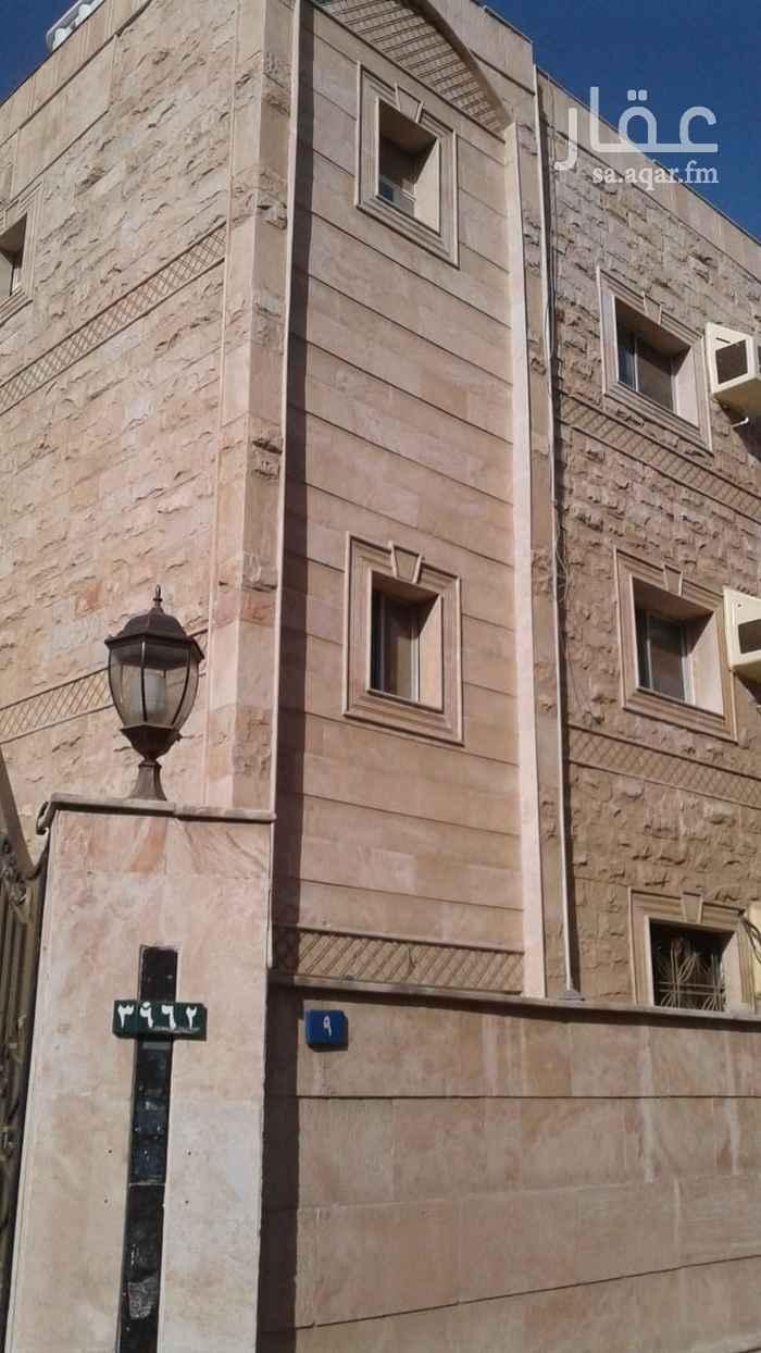عمارة للإيجار في شارع سعد الجنيدل ، حي الروضة ، جدة ، جدة