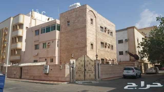 عمارة للإيجار في شارع عبدالمجيد شبكشي ، حي الروضة ، جدة ، جدة