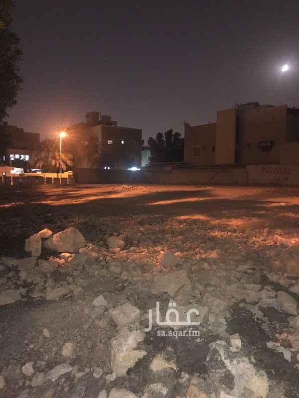 أرض للبيع في شارع الحارث بن الحباب ، حي الضباط ، الرياض ، الرياض