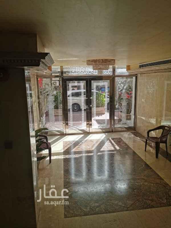 شقة للإيجار في شارع الحاضره ، حي الحمراء ، جدة ، جدة