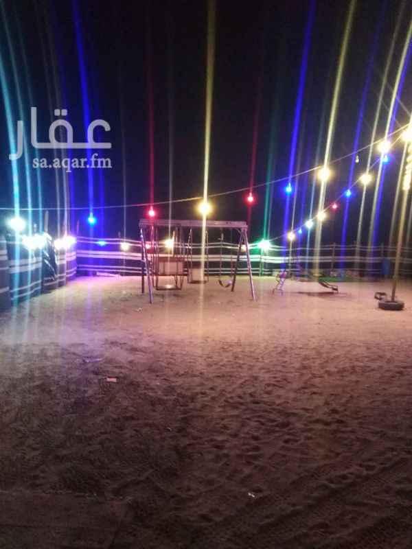 مخيم للإيجار في حي السنابل ، جدة