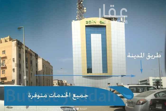 شقة للبيع في شارع محمد ابراهيم الزغبى ، حي الروضة ، جدة