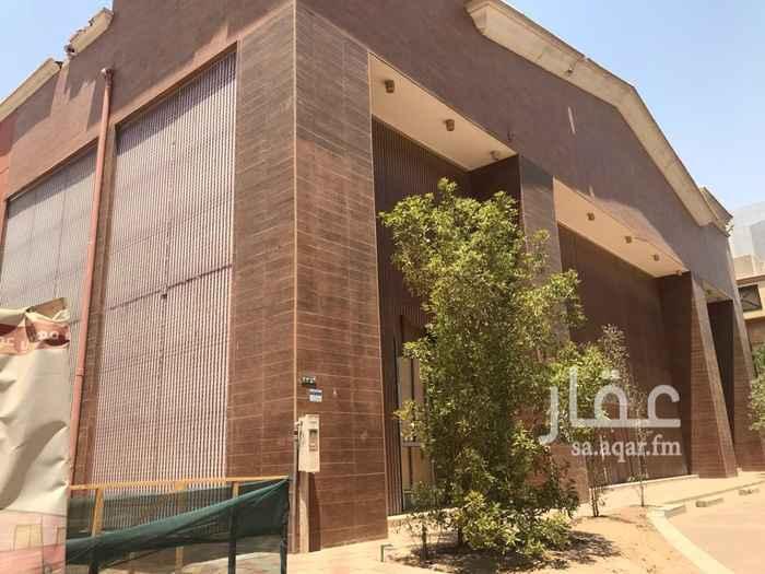 عمارة للإيجار في طريق الملك عبدالله الفرعي ، حي المغرزات ، الرياض