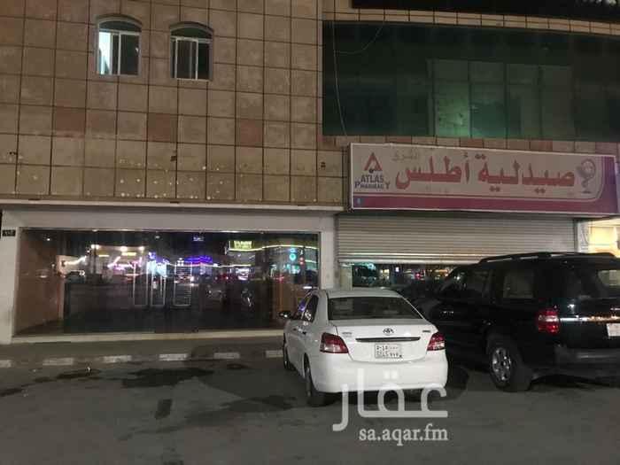 محل للإيجار في شارع رفحاء ، حي الواحة ، الرياض ، الرياض