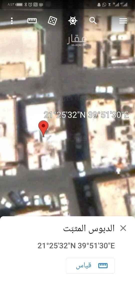 عمارة للبيع في شارع النصر ، حي الروضة ، مكة