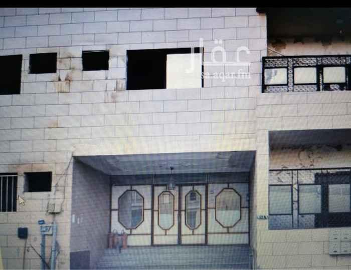 عمارة للبيع في شارع وزاره الداخليه ، حي الحمراء ، جدة ، جدة
