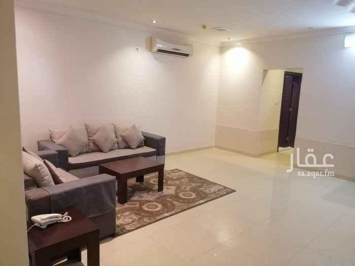 شقة للإيجار في شارع بحر العرب ، حي اشبيلية ، الرياض