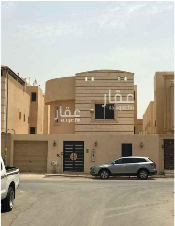 فيلا للبيع في شارع الأمير ناصر بن سعود بن فرحان آل سعود ، حي الصحافة ، الرياض ، الرياض