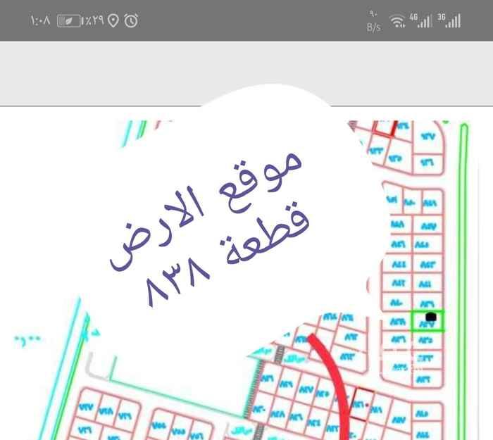 أرض للبيع في ابو عريش