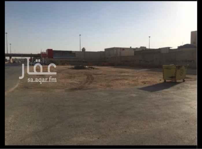 أرض للبيع في شارع الشيخ خليفة بن حمد ال ثاني ، حي الجنادرية ، الرياض ، الرياض