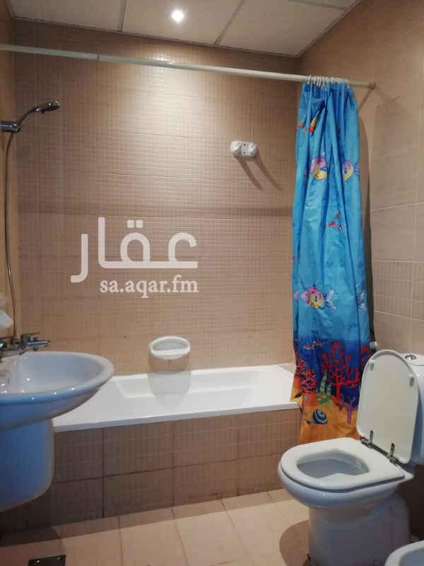 شقة للإيجار في شارع قيس بن صرمه ، حي الزهراء ، جدة