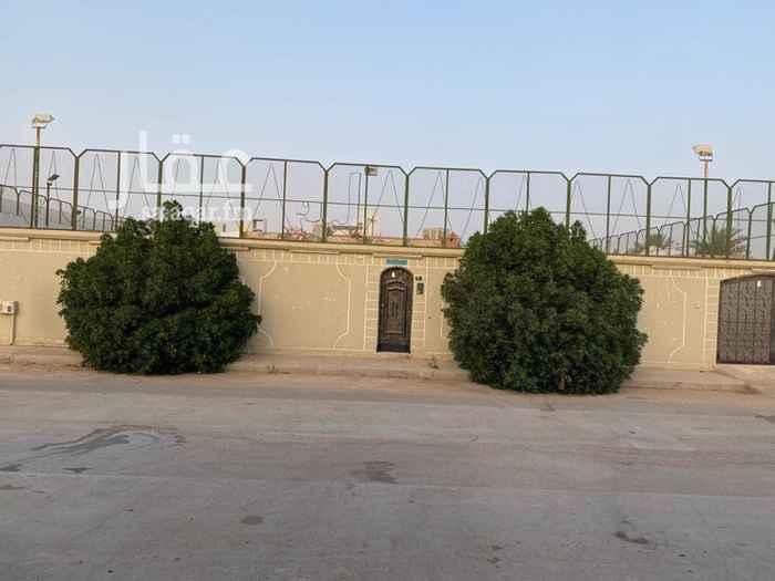 استراحة للبيع في شارع الرنية ، حي السعادة ، الرياض ، الرياض