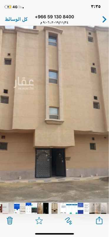 شقة للإيجار في شارع عكرمة بن عامر ، حي بدر ، الدمام ، الدمام