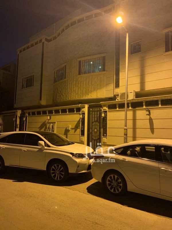 دور للإيجار في شارع بلجرشي ، حي العليا ، الرياض ، الرياض