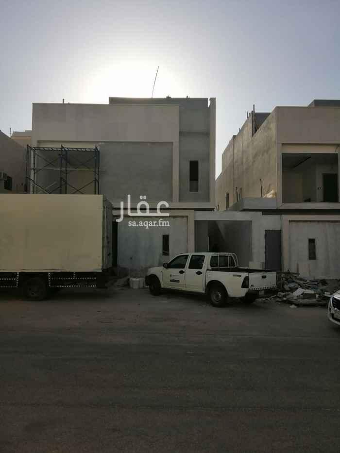 فيلا للبيع في شارع زمرة ، حي حطين ، الرياض