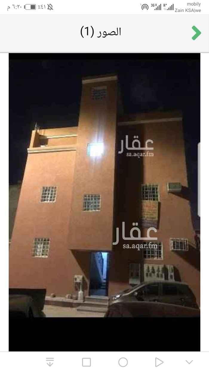 عمارة للبيع في شارع المفيجر ، حي الشميسي ، الرياض