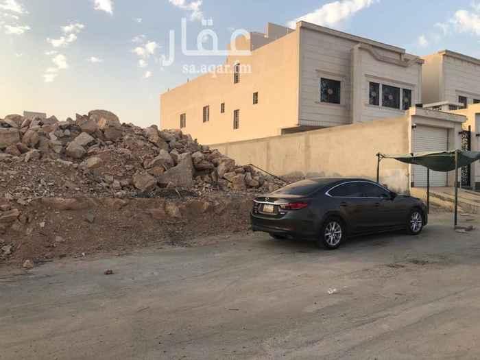أرض للبيع في شارع الصحراء الفرعي ، حي المروة ، الرياض