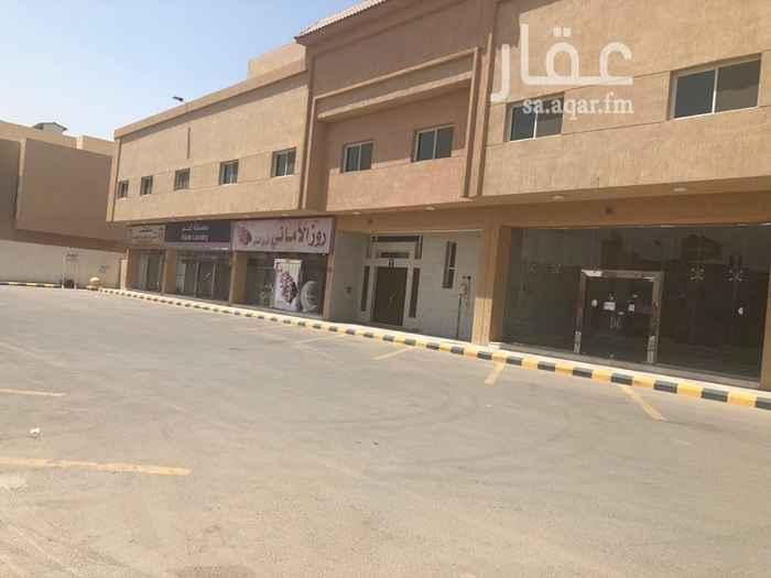 محل للإيجار في شارع السمح بن مالك ، حي الدفاع ، الرياض ، الرياض
