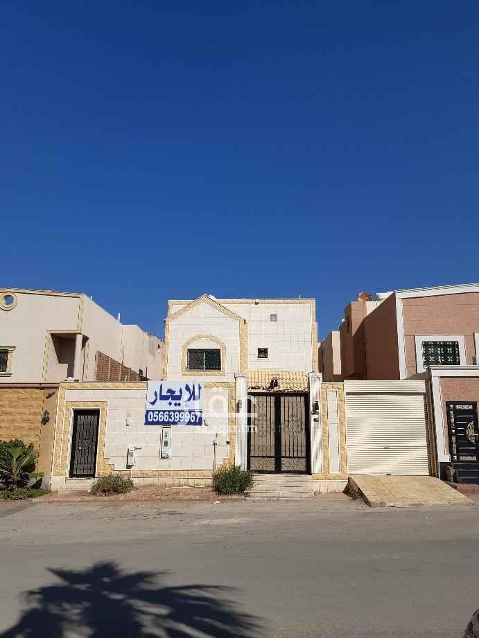 فيلا للإيجار في شارع جبل الكرمل ، حي الملك عبدالعزيز ، الرياض ، الرياض