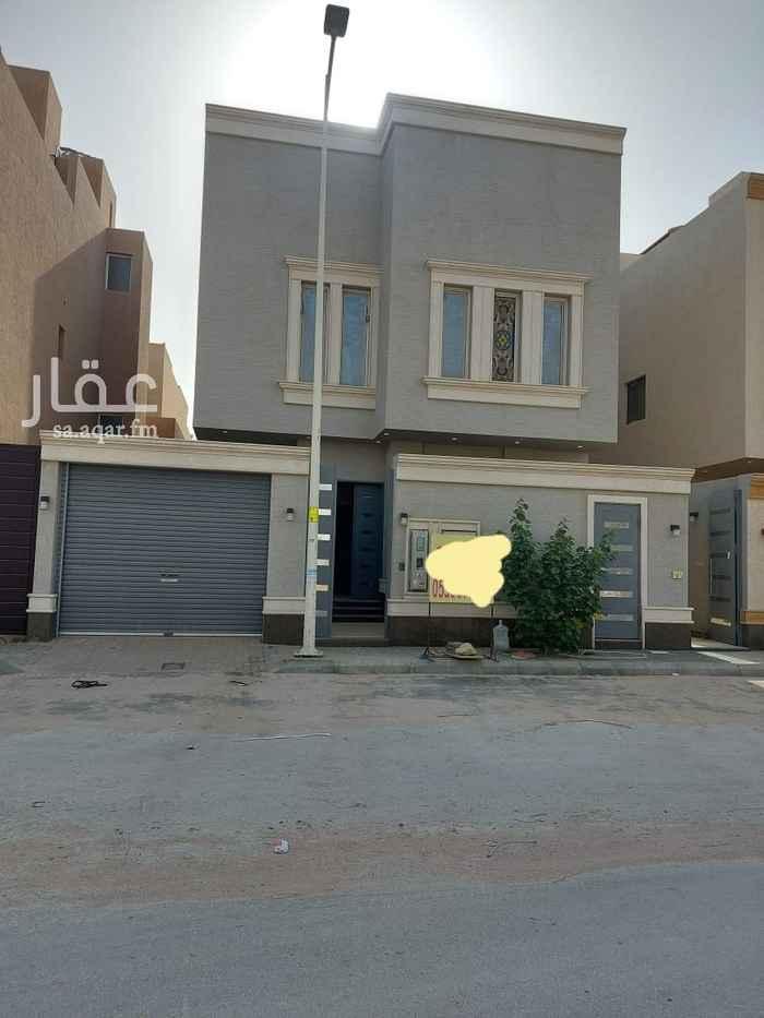 فيلا للبيع في حي ، شارع علي بن هبيرة ، حي القيروان ، الرياض ، الرياض