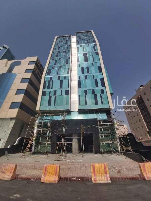 مكتب تجاري للإيجار في شارع الامير محمد بن عبدالعزيز الفرعي ، حي الفيصلية ، جدة