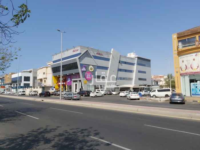 مكتب تجاري للإيجار في شارع البترجي ، حي الزهراء ، جدة ، جدة