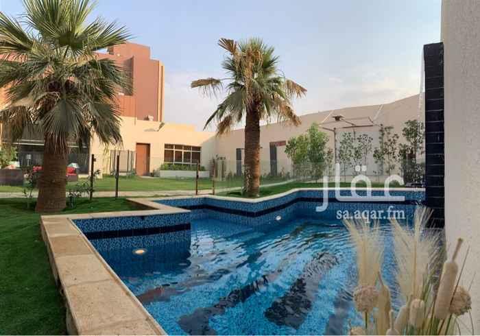 استراحة للإيجار في شارع ابي بكر الصديق ، حي النرجس ، الرياض ، الرياض