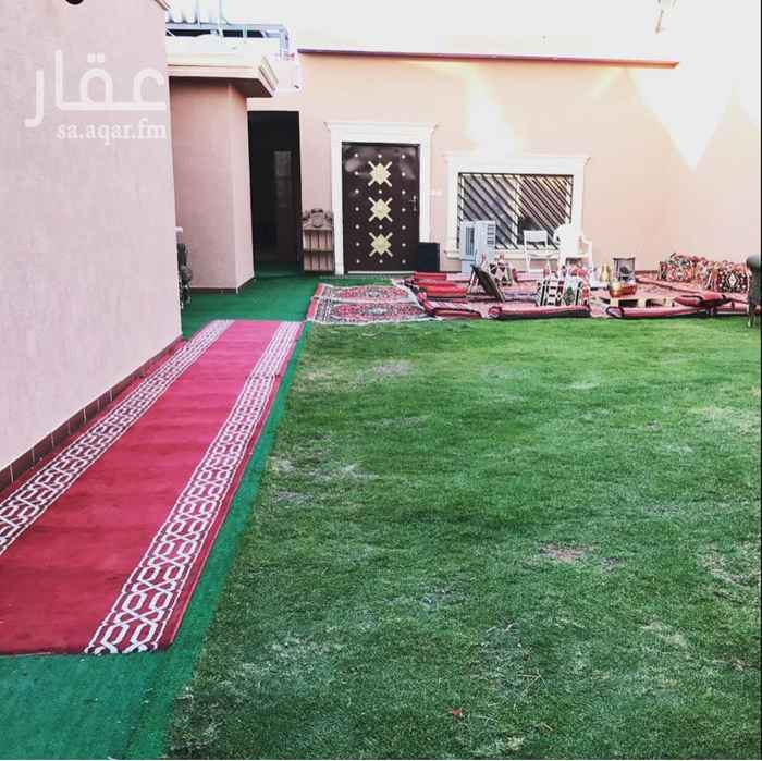 استراحة للإيجار في شارع النعيرية ، حي ظهرة لبن ، الرياض ، الرياض