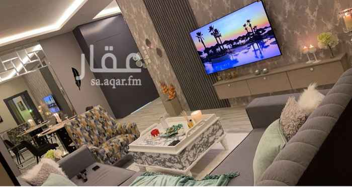 شقة للإيجار في شارع ابن واضح ، حي الحمراء ، الرياض ، الرياض